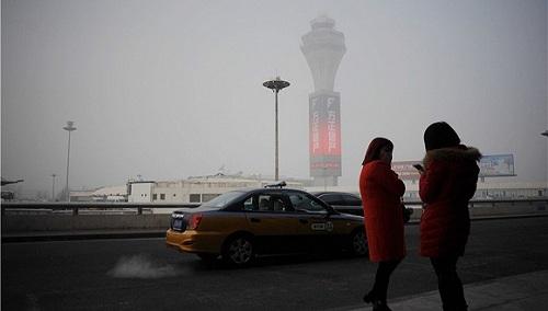 新一轮重污染天气来袭 京津冀区域30城严阵以待