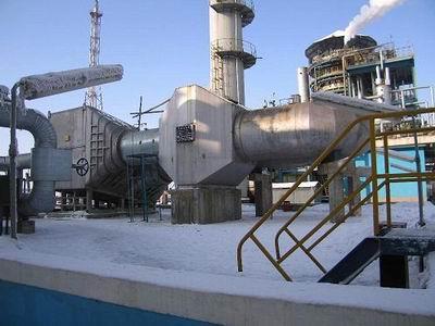 (RTO)蓄热式废气焚烧炉