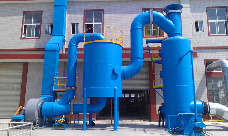 废气净化光催化氧化除臭设备