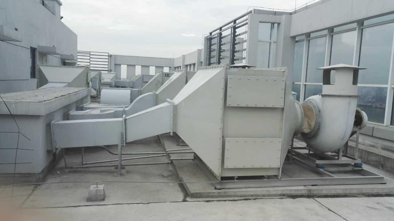 活性炭废气吸附净化器