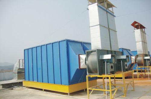 活性炭喷漆废气处理设备