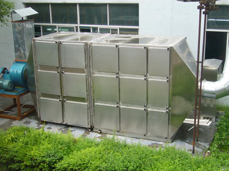 上海某污水泵站废气处理设备项目