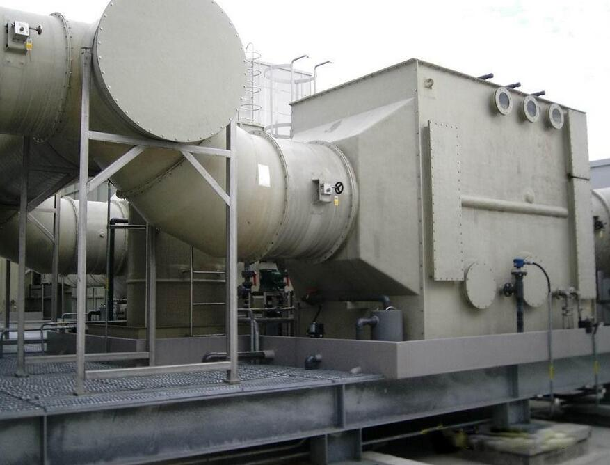 喷漆废气处理设备(活性炭吸附)