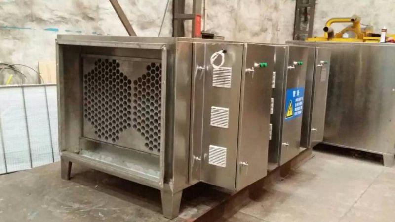 品牌厂家为您讲述铸造厂废气处理废气净化设备
