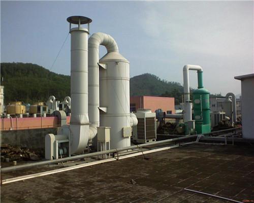 工业废气处理方法 废气处理设备原因
