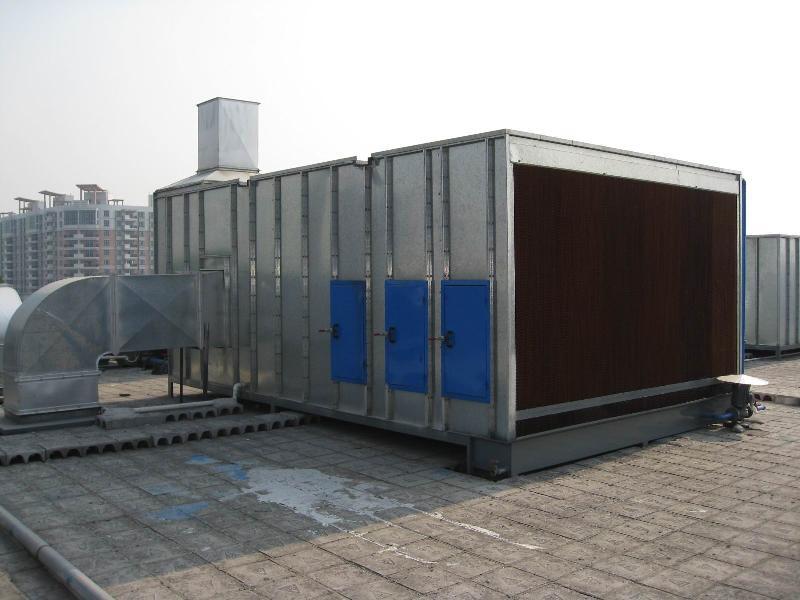 铸造厂生物除臭设备高浓度废气处理速度快
