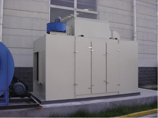 铸造废气除臭设备工艺