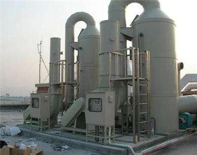 废气处理设备的工作原理是什么?