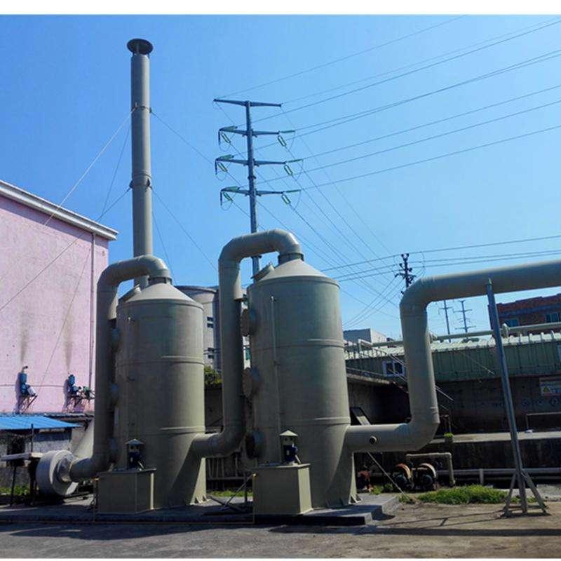 工业废气处理除臭净化技术