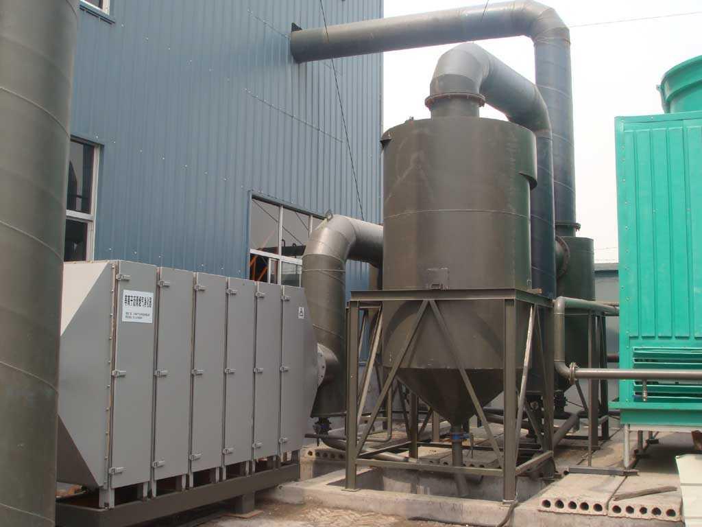 喷漆房废气排放检测方标准与方法