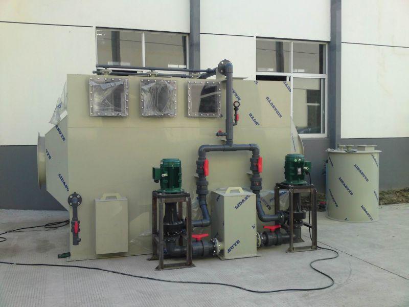 印刷车间废气治理维护模式