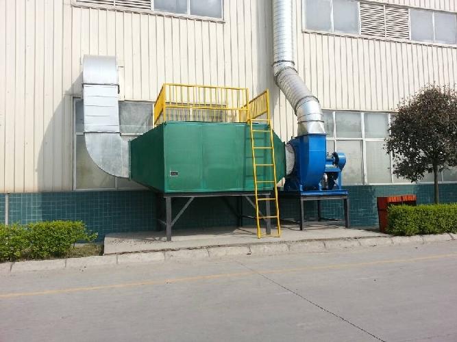 工业废气处理设备能处理哪些喷漆废气呢?