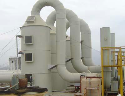 废气处理设备使用范围和事项