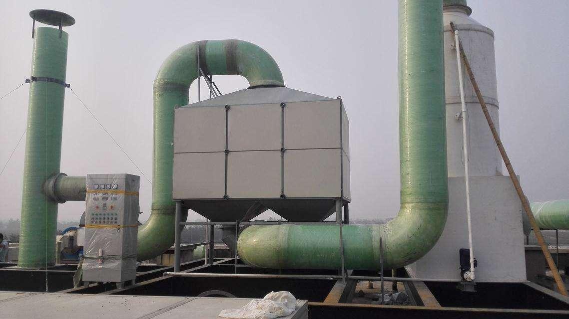 喷漆废气处理工程工艺有哪些方法?