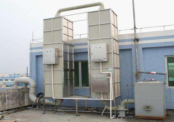 铸造废气污染环境近万平方米违建厂房被拆除