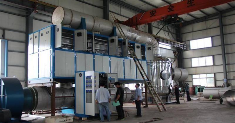 印刷废气处理低温等离子技术的原理