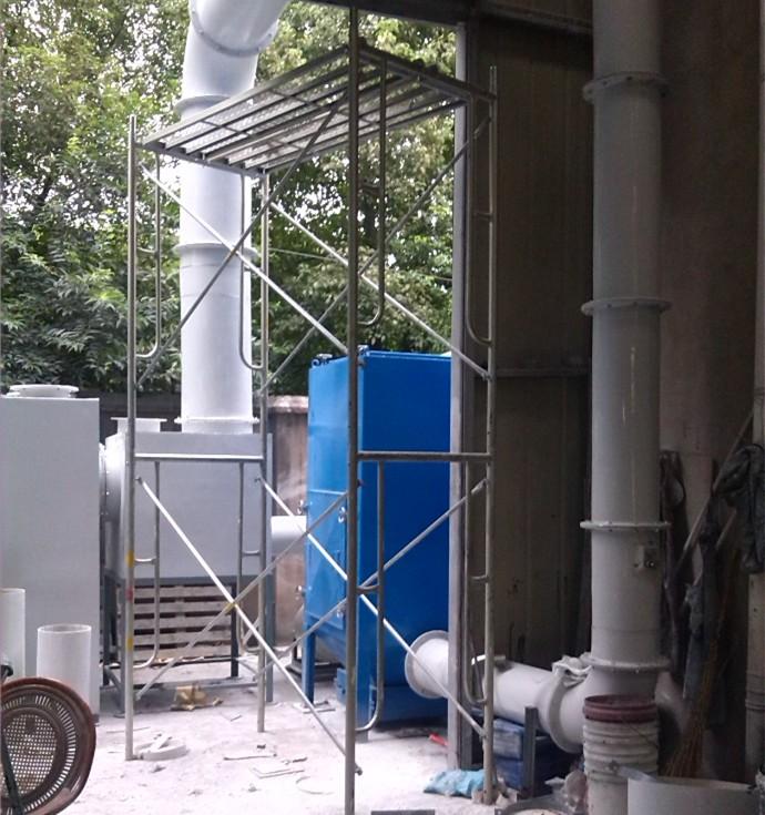 废气处理成套设备的安装原则有哪些?