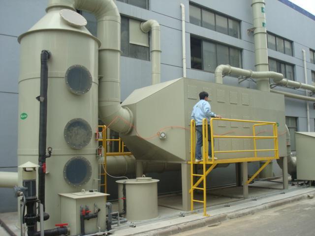 细述工业有机废气中的印刷废气处理方法