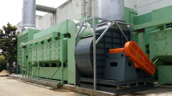 (RCO)蓄热式催化氧化燃烧炉工作原理应用范围