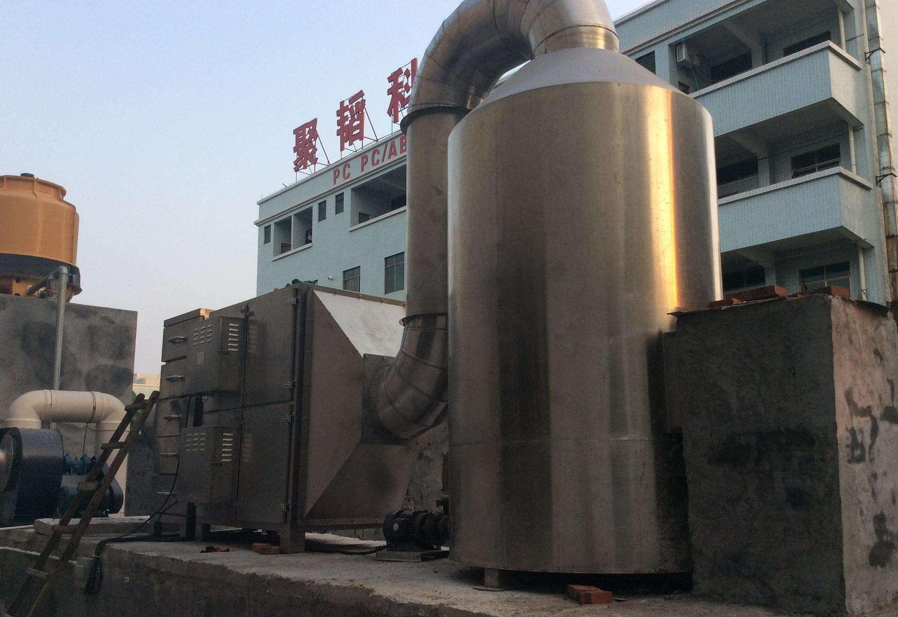 塑料制品厂有机废气处理方法是什么?