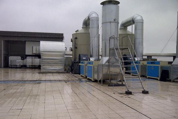 为什么要安装废气处理设备?
