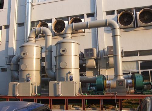 采购废气处理设备首要确定公司的废气成分具有哪些