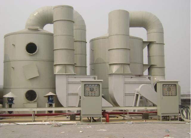 印刷废气光催化处理工艺说明和执行标准