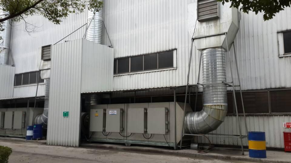 废气处理设备常见的几种漏油介绍