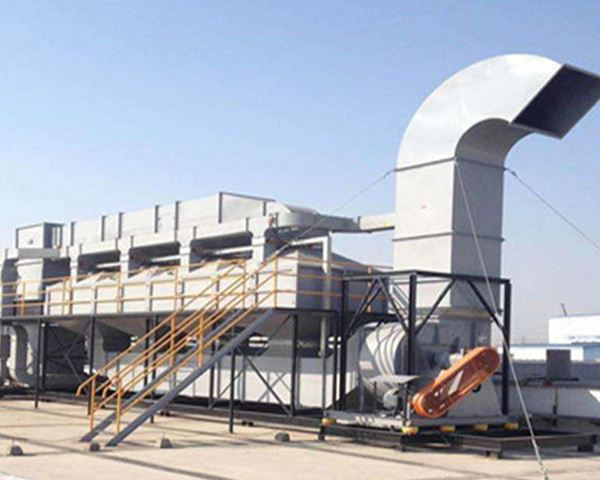 炼铝厂含氟废气处理工艺方案介绍