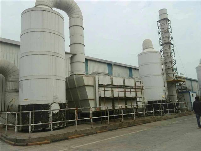 铸造废气处理原理与治理工艺