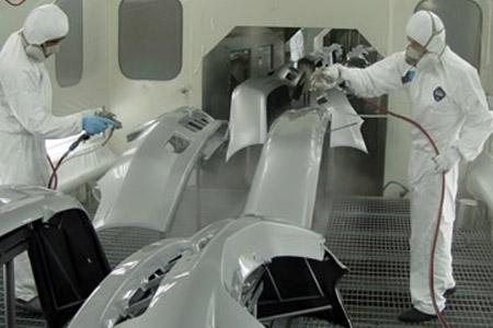喷涂行业VOCs有机废气处理和改造