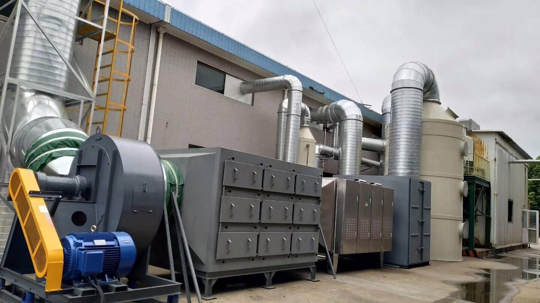 家具厂废气处理设备