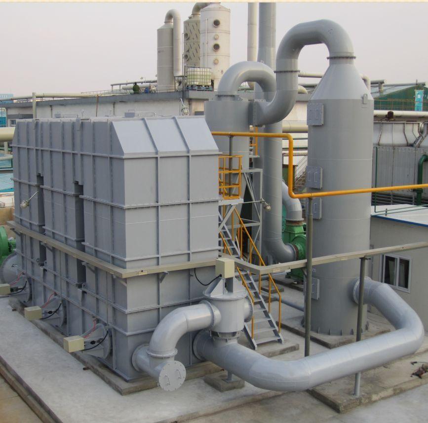 RTO蓄热式焚烧设备