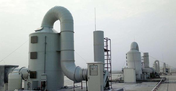 油漆房废气处理设备方案