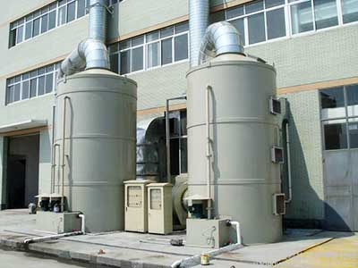 合理选择工业废气处理设备只要五大因素