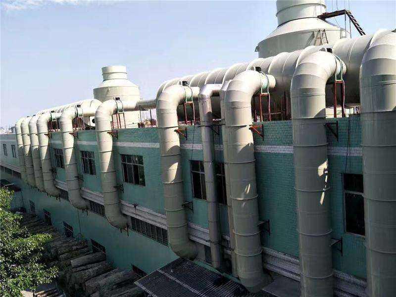 催化燃烧废气处理设备的处理流程有哪些