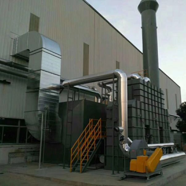 催化燃烧炉