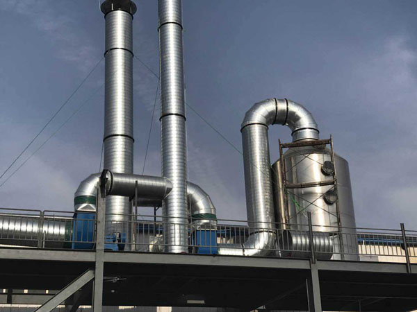 介绍几种丙酮废气处理方案