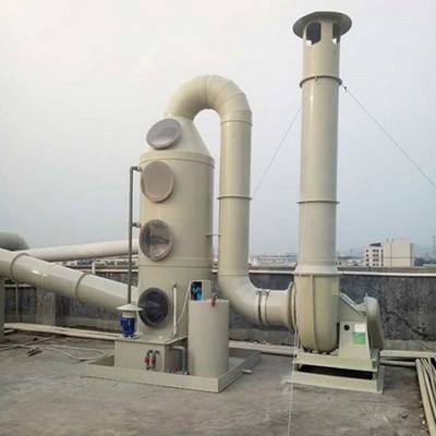 喷漆房废气处理的工艺流程的详细介绍
